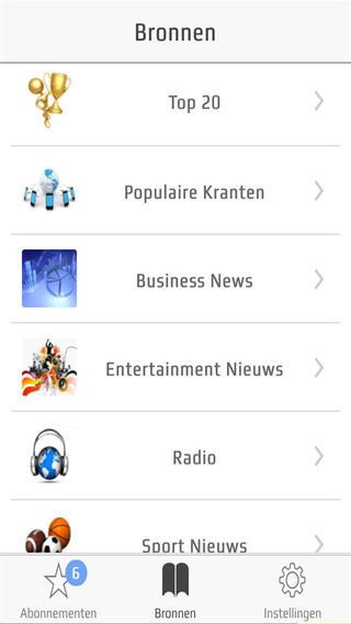 Kranten Nieuws - newStack NL Edition