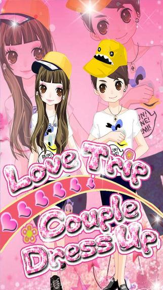 Love Trip Couple Dress Up