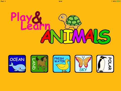 Play Learn Animals