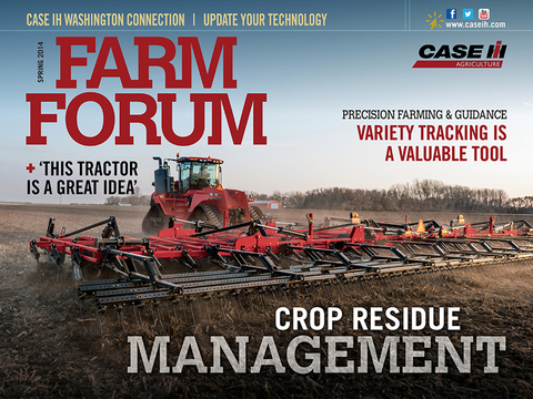 CaseIH — Farm Forum Canadian Farming