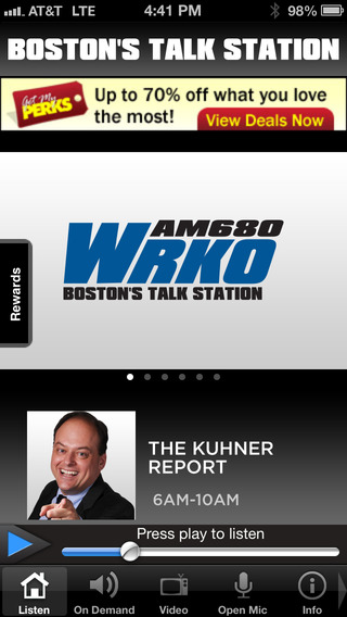 WRKO - Boston's Talk Station