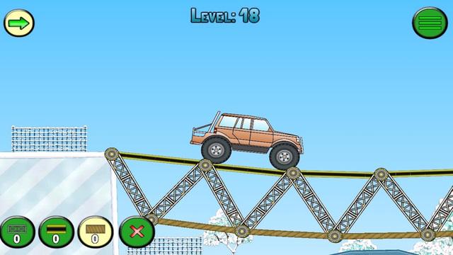 Frozen bridges Screenshots