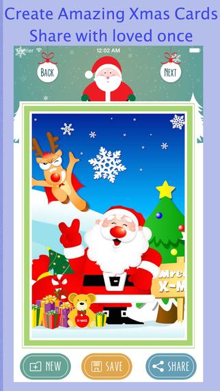 Xmas Card Maker Free