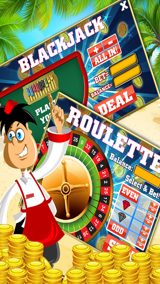 Fruit and cherry slots machine – A classic style progressive gamble simulation
