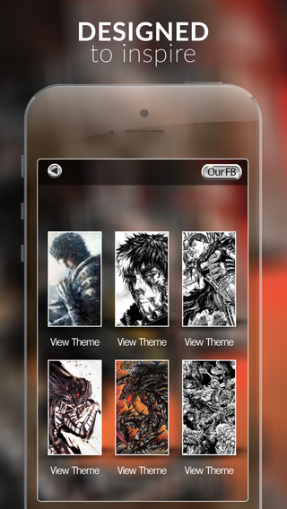 Manga Anime Gallery : - HD Wallpaper Themes and Backgrounds For Berserk Photo Fan Edition