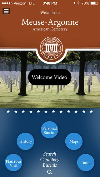 Meuse-Argonne American Cemetery