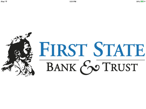 First State Bank Trust KS Mobile for iPad