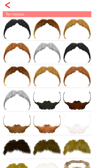 Mustache Beard Me Free - i'Funny Photobooth Hipster Stache Manly Beard Gentleman and Rockstar Editor