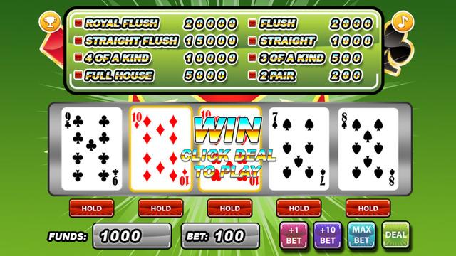 Poker Marathon