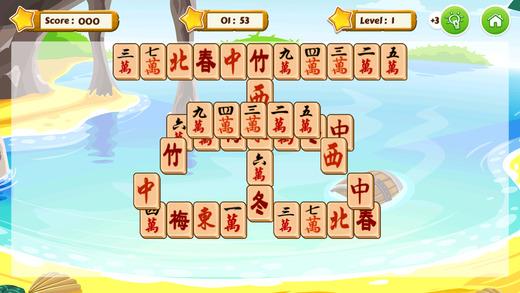 Mahjong For Kids