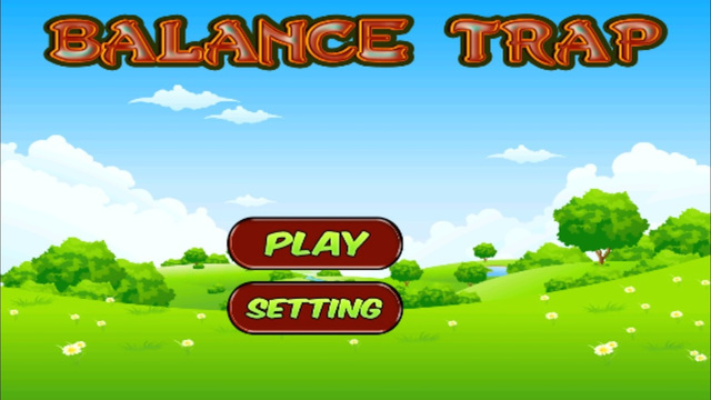 Balance Trap - The Perfect Doodle Trail