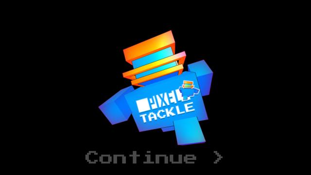 Pixel Tackle