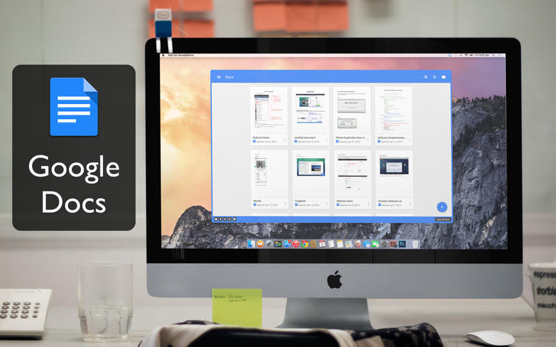 App for google docs mac store store top apps app annie for Google docs download storage