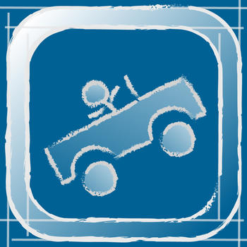 Draw 'N Drive NO ADS LOGO-APP點子