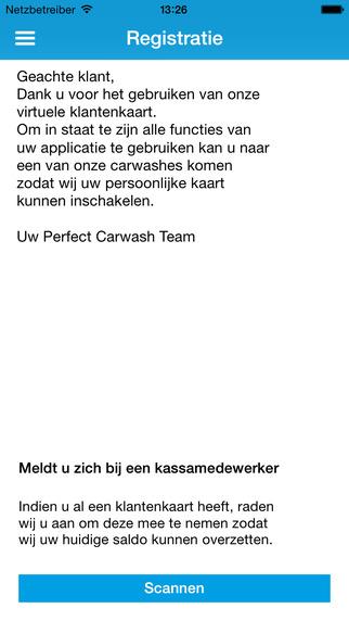【免費生產應用App】Perfect Carwash-APP點子