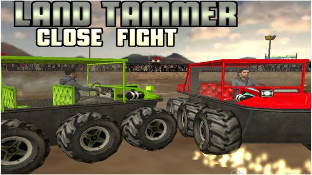 Land Tamer Close Fight
