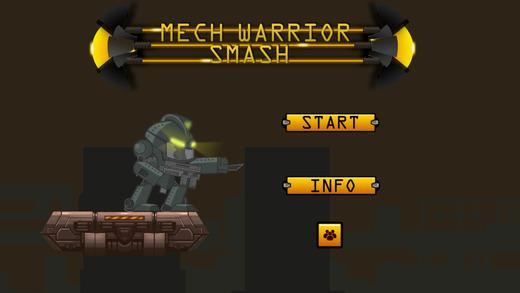Mech Warrior Smash