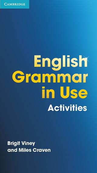 English Grammar in Use Activities