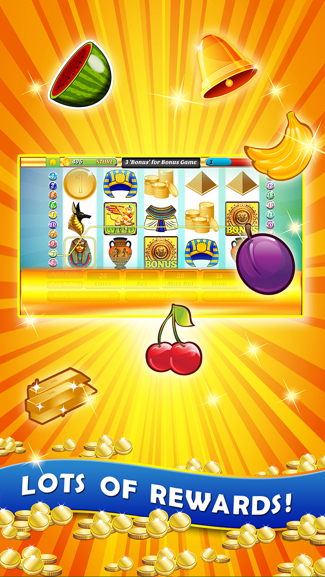 Golden Streak Slot - Try your Luck on this Casino Game