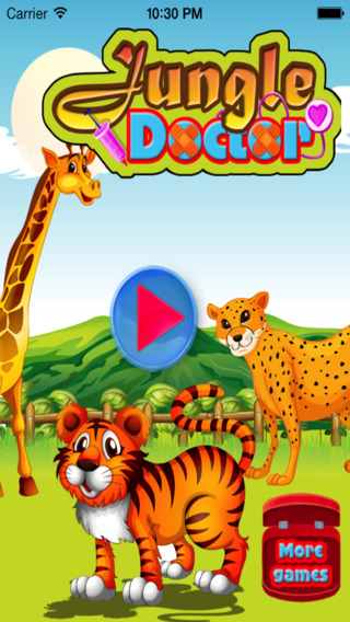 Jungle Doctor – Animal doctor treatment