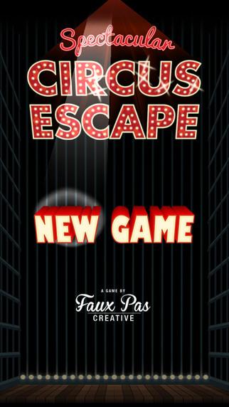 Spectacular Circus Escape