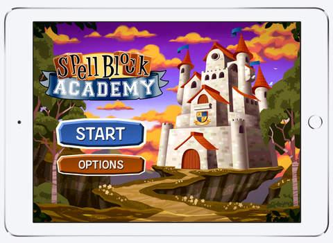 Spell Block Academy