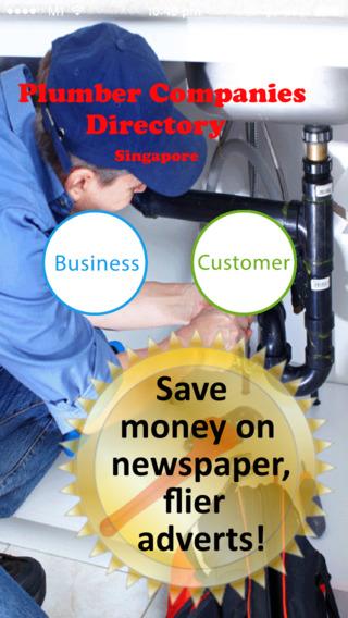 Plumbers 水管工公司 Companies Singapore myServices