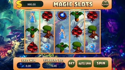 AAA Adventure on Magic Slots Forest - Free Las Vegas Casino Jackpot Slots Machine