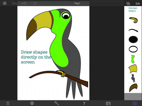 Swipe Draw Screenshots