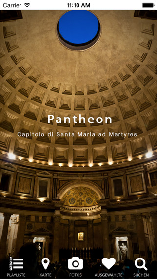 Pantheon Rom - DEU
