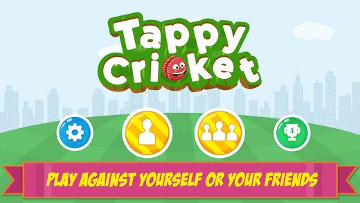Tappy Cricket