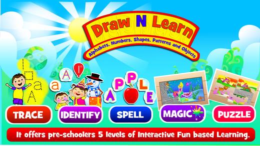 Draw N Learn With Fun