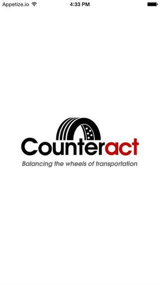Counteract Application Calculator