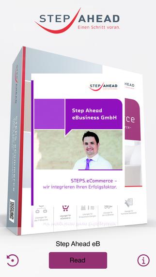 Step Ahead eBusiness GmbH - STEPS. eCommerce CRM ERP für eCommerce Unternehmen