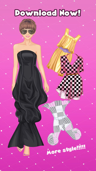 Teen Makeup and Dressup - Girls Styling Pro