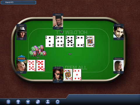 Holdem manager 2 ios