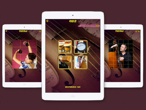 Instruments 360 iPad Screenshot 4