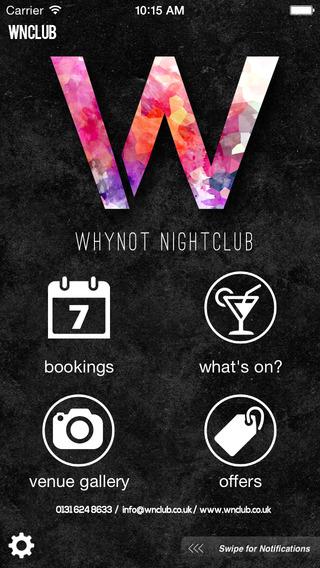 【免費生活App】Why Not?-APP點子