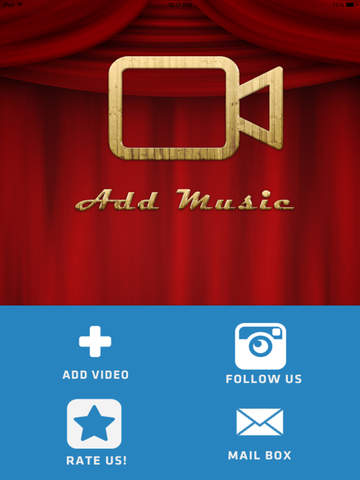 Video Merger Free - Combine Your Favorite Movies And Songs-ipad-0