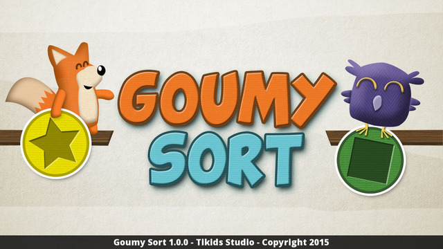 Goumy Sort