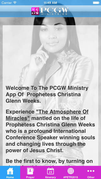 PCGW Ministries Worldwide