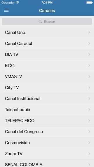Televisión de Colombia Gratis