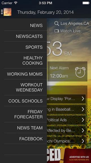 玩免費新聞APP|下載WEAR AM NEWS AND ALARM CLOCK app不用錢|硬是要APP