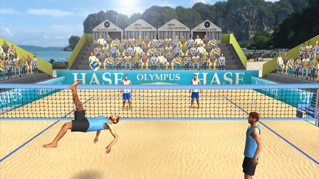 Beach Soccer - Foot Volley Ball World Championship