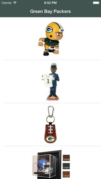 FanGear for Green Bay Football - Shop Packers Apparel Accessories Memorabilia