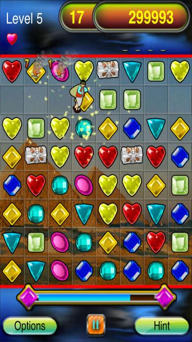 Jewel Magic iPhone Screenshot 3