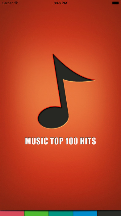 Music top 100's hits iPhone Screenshot 5
