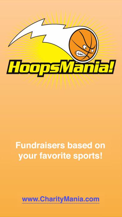 HoopsMania iPhone Screenshot 1