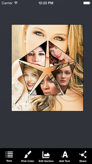 PhotoStudio - Photo Editing and Collages