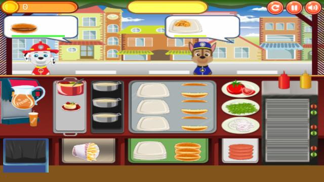 Burger Maker for Paw Patrol